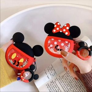 Mickey or minnie mouse airpod pro